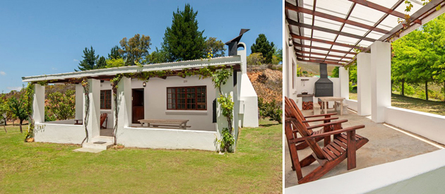 RUSTY GATE MOUNTAIN RETREAT, OVERBERG